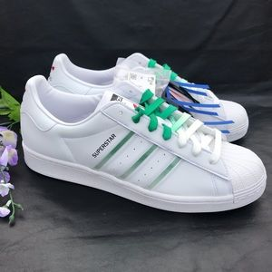 Mens Adidas Superstar Originals FZ1950 Size 12